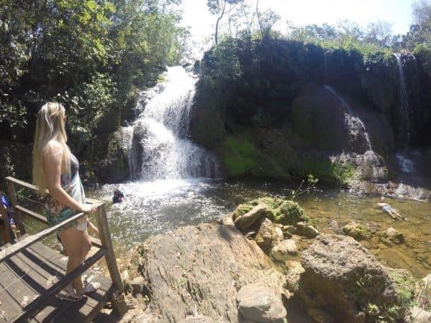 Cachoeiras Estância Mimosa