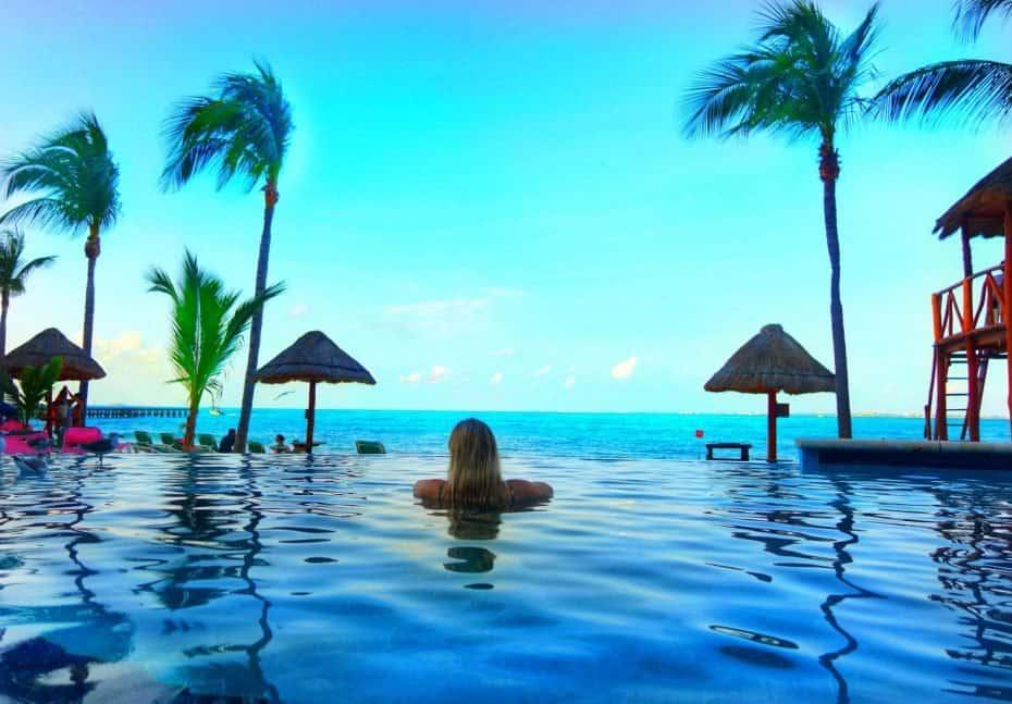 piscina vip do vista do