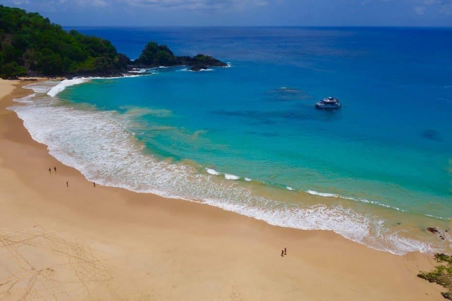 Mirante da Praia do Sancho Fernando de Noronha