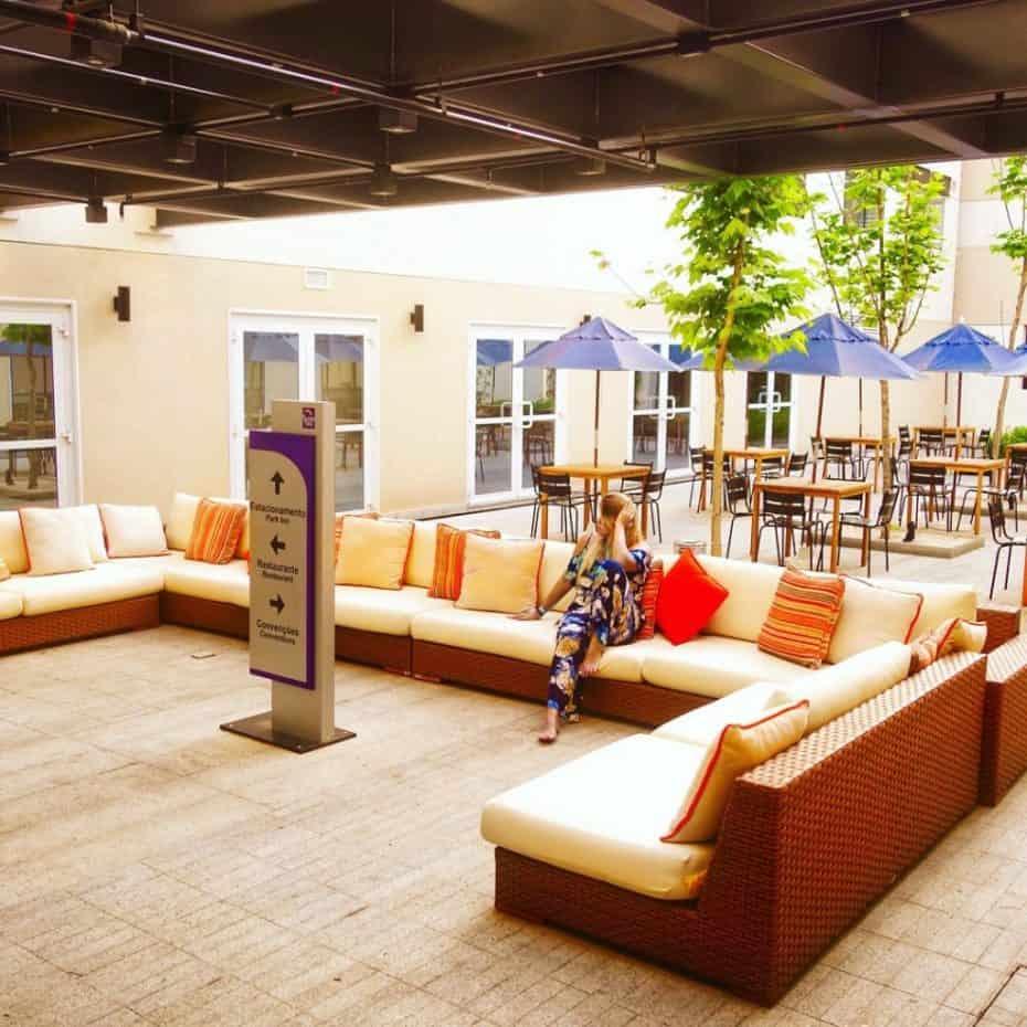 Onde ficar perto do aeroporto: Hotel Sleep Inn Guarulhos