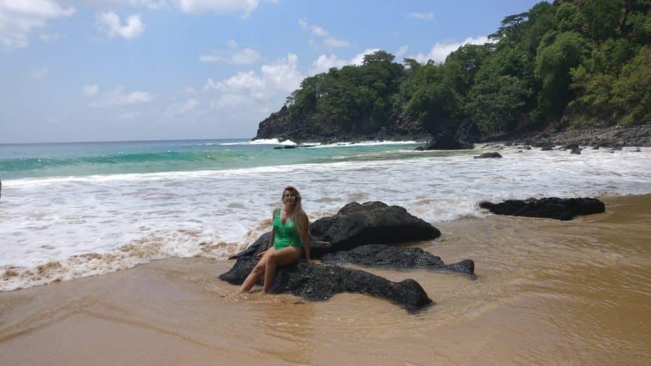 Praia de Fernando de Noronha