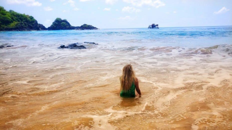 Melhores praias de Fernando de Noronha