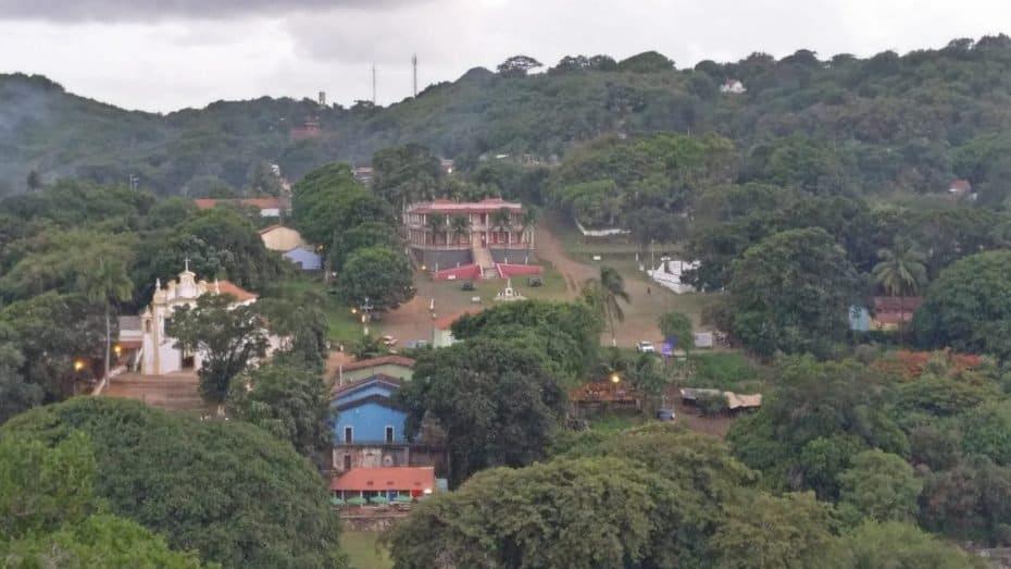 Vila dos Remédios Passeio turístico em Fernando de Noronha