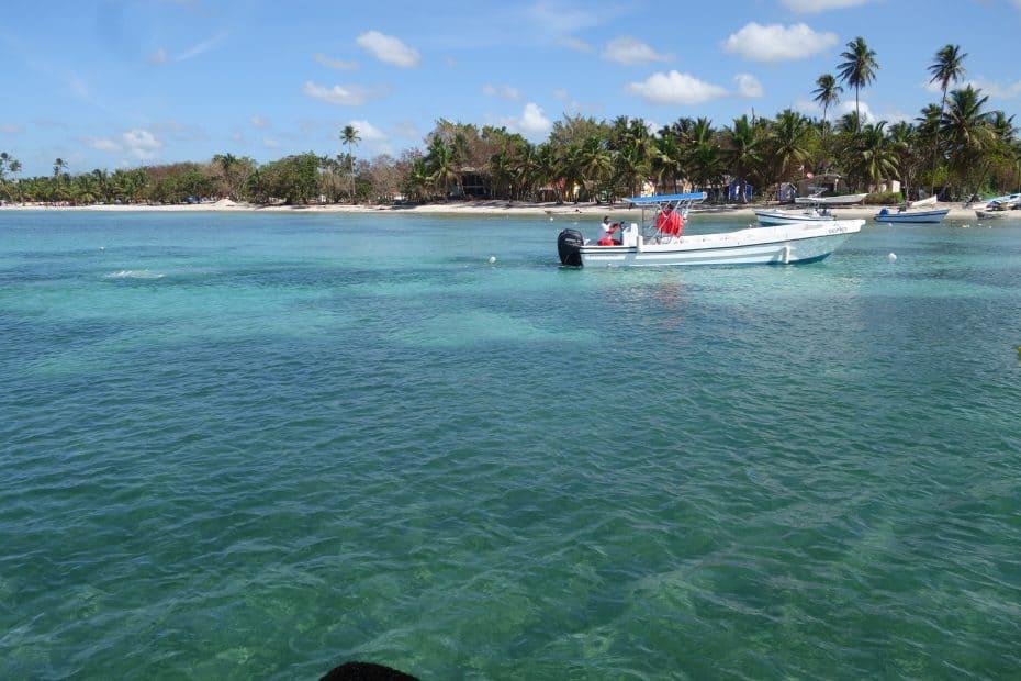 estrelas do mar em Punta Cana