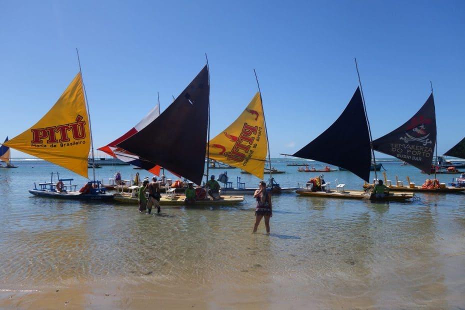 Porto de Galinhas Pernambuco praias