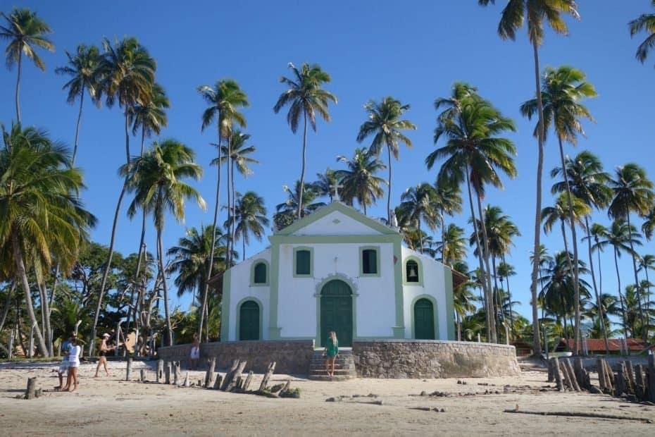 Igreja da Praia dos Carneiros