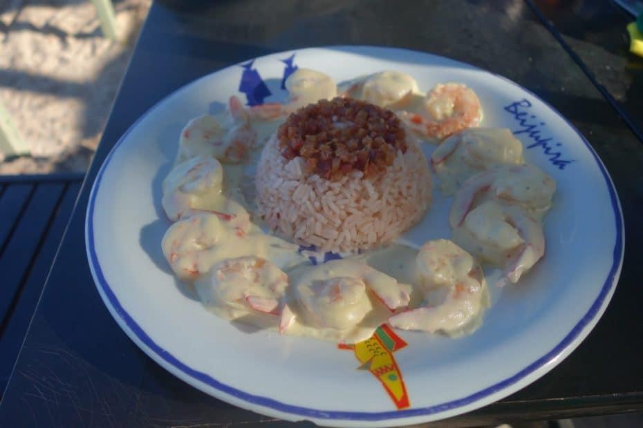 Beijupira, Camarão dos Carneiros