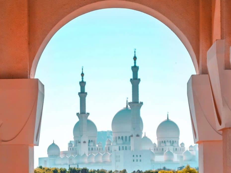 hotel perto da Mesquita branca