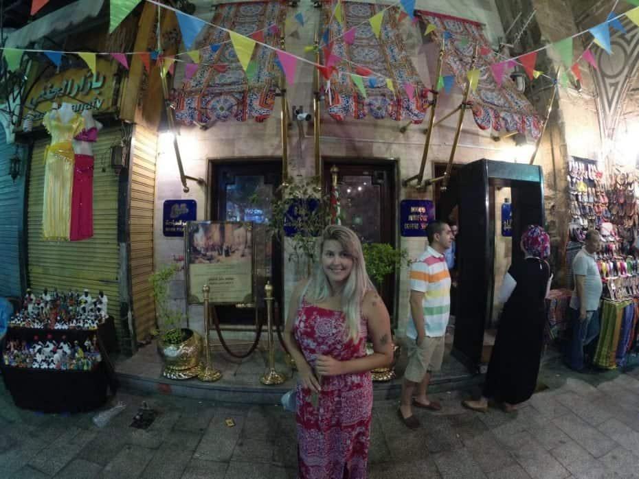 Onde comer no Egito, Onde comer no Egito