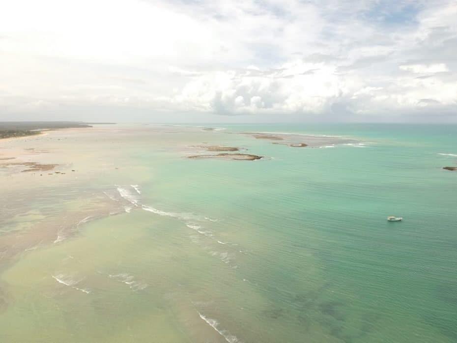 Praia de Japaratinga, melhores praias de Alagoas