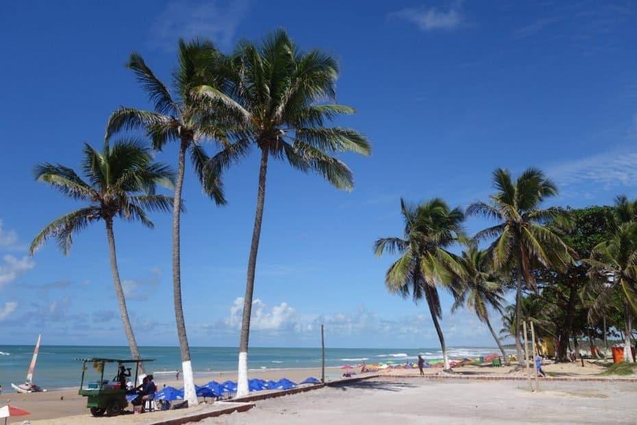Praias de Maceió Alagoas