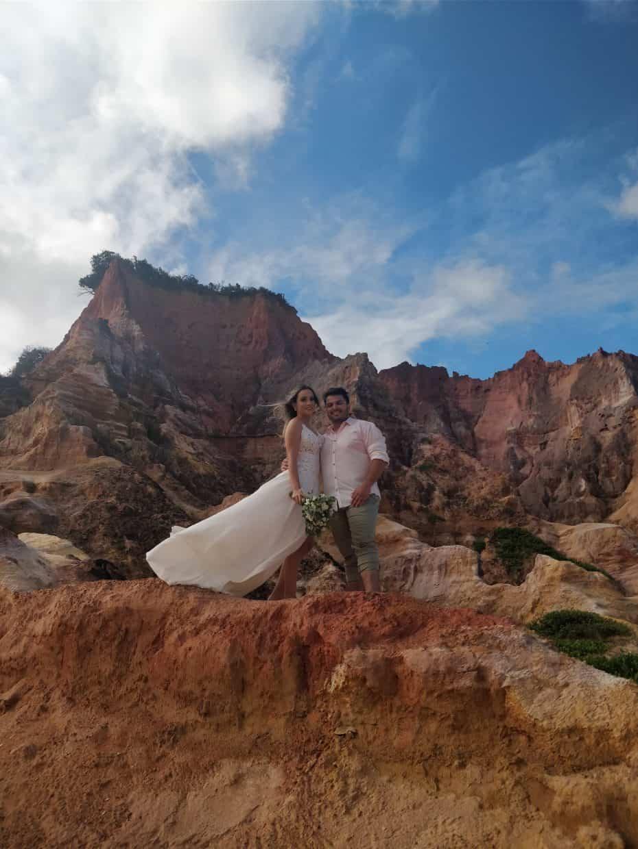 Fotos casamento na praia