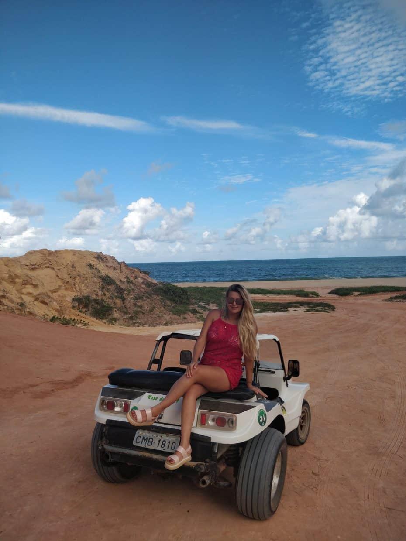 Praia de Carro Quebrado