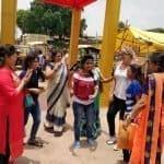 Como vivem as mulheres na Índia
