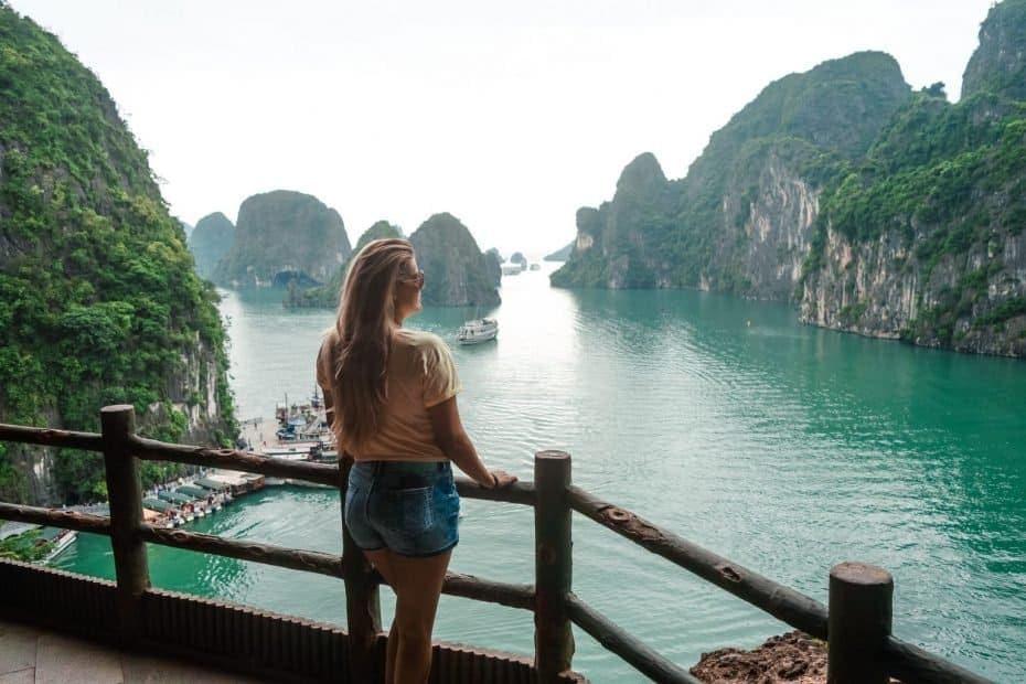 Halong Bay, Vietnã