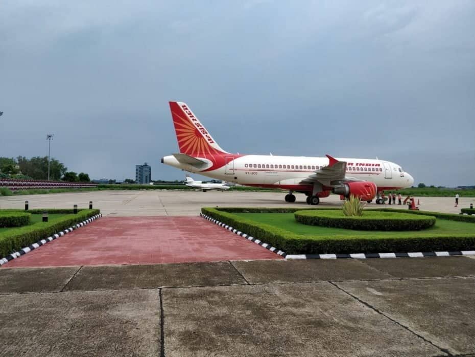 Aeroporto de Agra, India