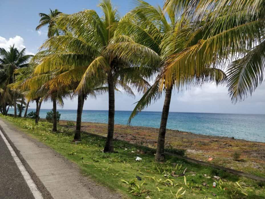 Visual volta a ilha San Andres