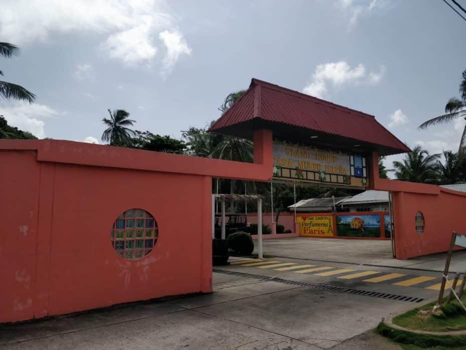 Casa museo de San Andrés