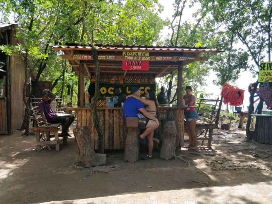 Coco Loco, San Andrés