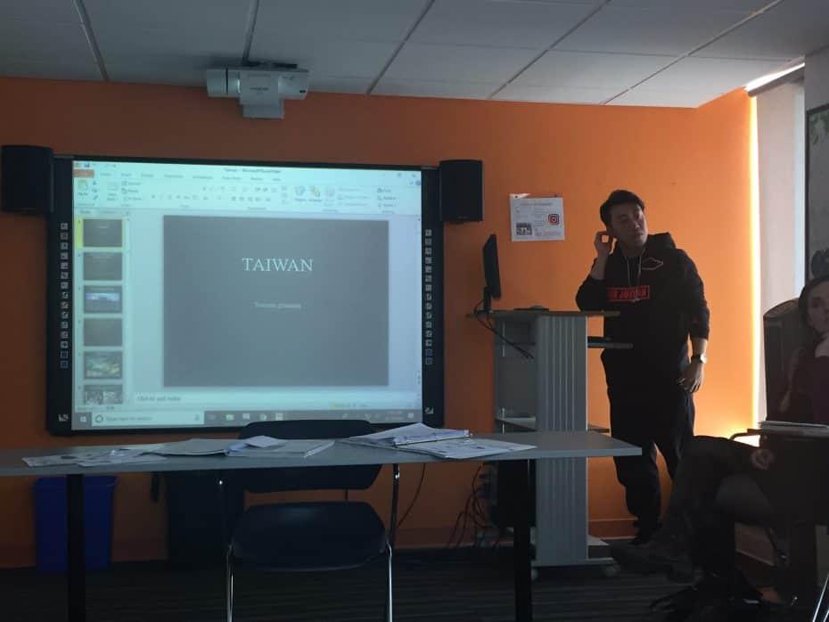 Intercâmbio de inglês em Boston, aprendendo sobre outras culturas