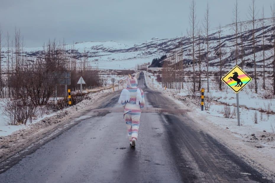Islândia viajar no inverno ou no verão