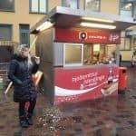 Curiosidades do Melhor cachorro quente da europa na islândia - Bæjarins Beztu Pylsur