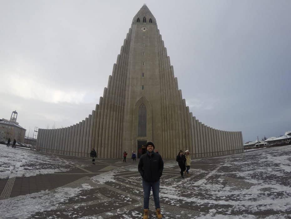 O que fazer na Islândia - igreja Hallgrímskirkja