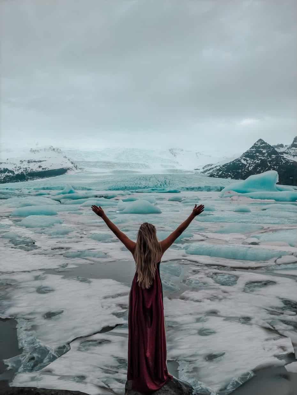 Onde foi filmado Game of Thrones - Islândia