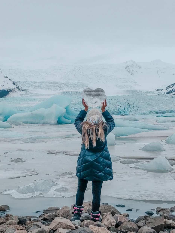 Principais glaciais da Islândia - Fjallsárlón