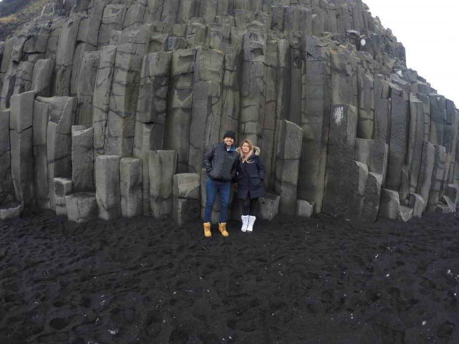 Reynisfjara - a praia preta da Islândia