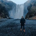 Skogafoss - as cachoeiras da Islândia