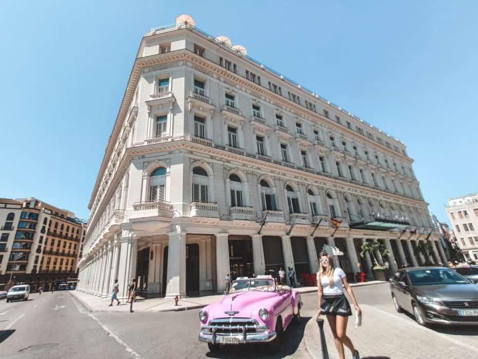 hoteis em Cuba