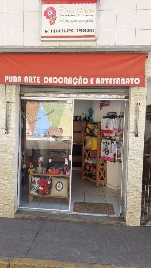 Loja Pura Arte, Cidade de Pirapora do Bom Jesus,SP, Foto: Angela Marques