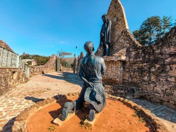 Portal dos Romeiros, Pirapora do Bom Jesus, Foto: Paula Rocha