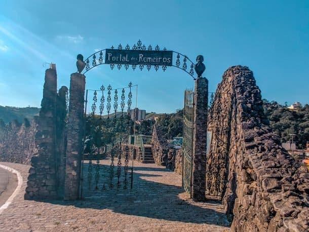 Entrada do Portal dos Romeiros, Pirapora do Bom Jesus, Foto: Paula Rocha