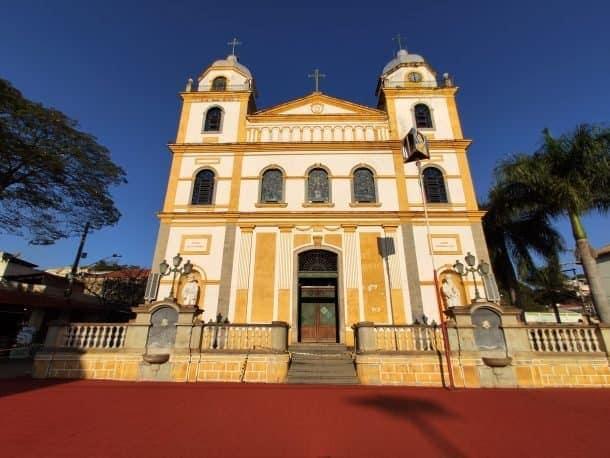 Fachada Igreja Matriz de Pirapora do Bom Jesus,SP, Foto: Paula Rocha