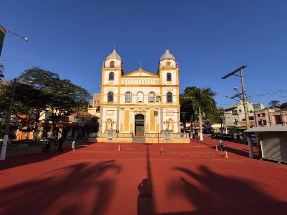 Igreja Matriz de Pirapora do Bom Jesus,SP, Foto: Paula Rocha