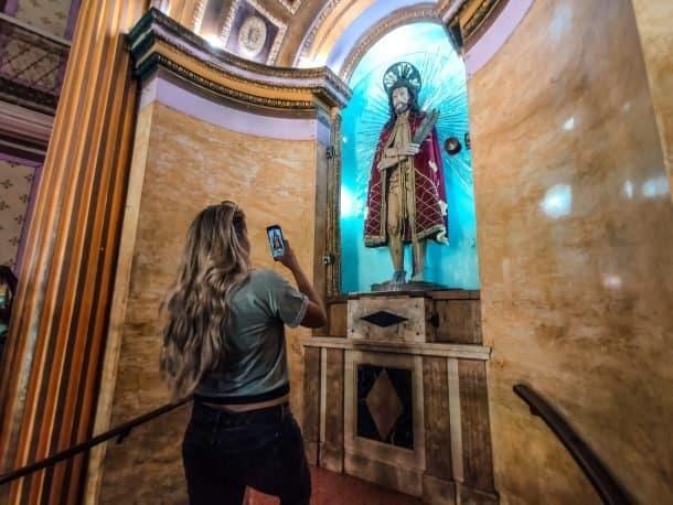 Igreja Matriz do Bom Jesus, Foto por Paula Rocha
