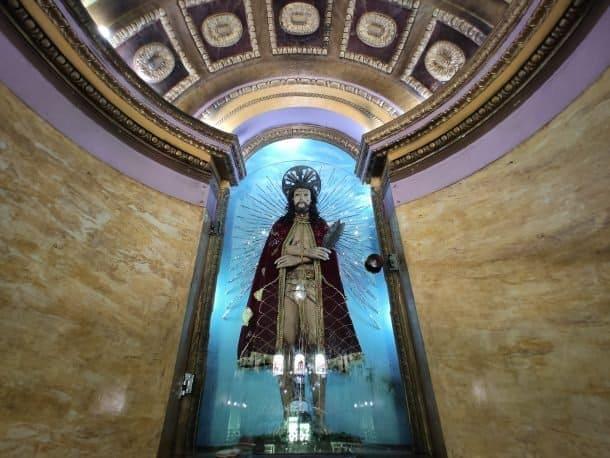 Imagem do Senhor Bom Jesus, Pirapora do Bom Jesus, Foto: Paula Rocha