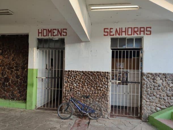 Banheiro Público,Pirapora do Bom Jesus,SP, Foto: Paula Rocha
