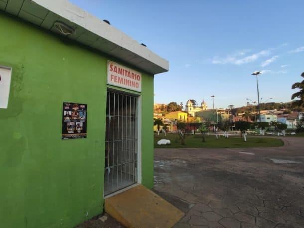 Banheiro Público de Pirapora do Bom Jesus,SP, Foto: Paula Rocha
