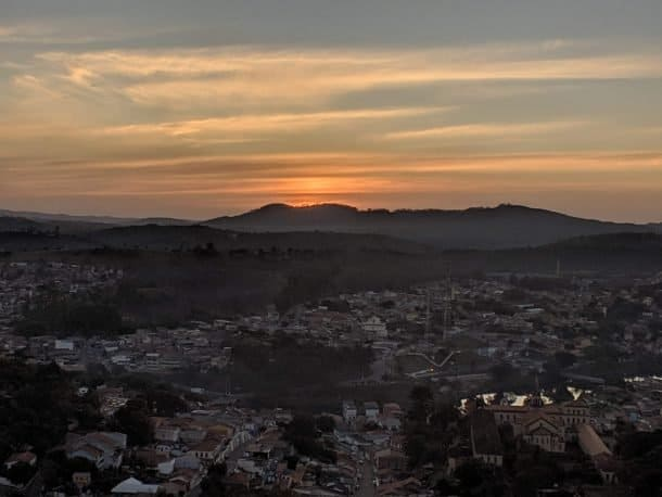 Vista Panorâmica de Pirapora do Bom Jesus,SP, Foto: Paula Rocha