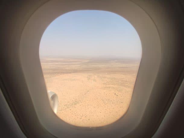 passagem aerea para Namíbia