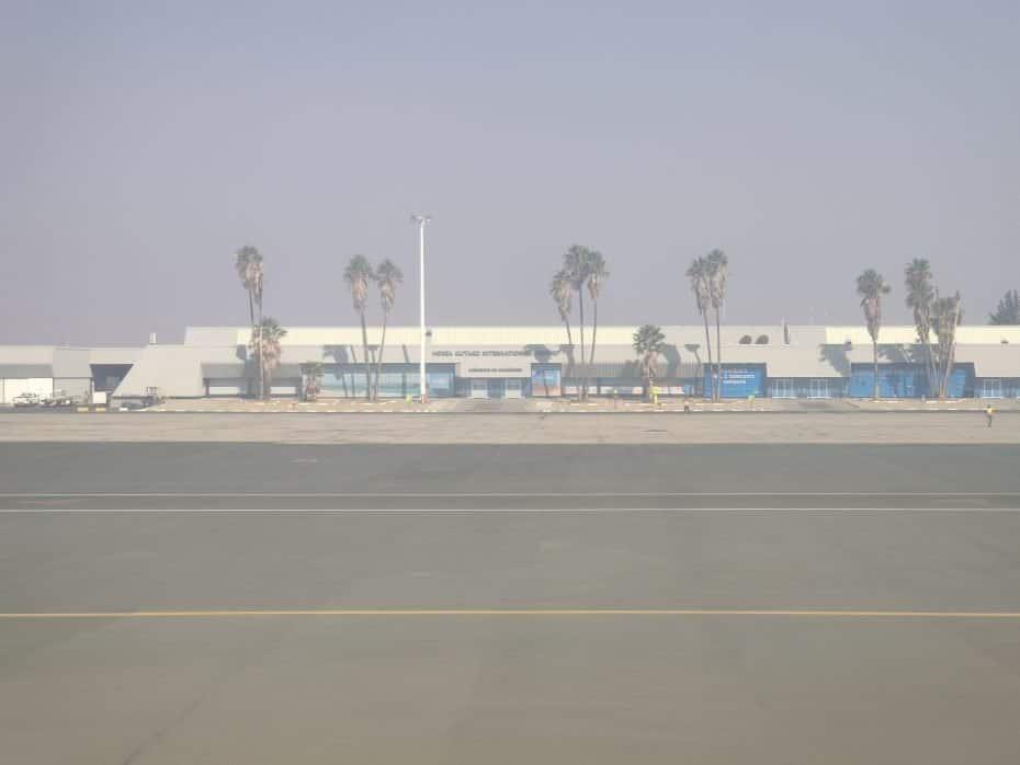 Aerporto da Namibia