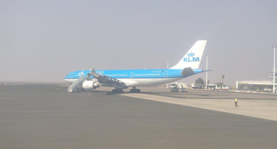 voos para Namíbia
