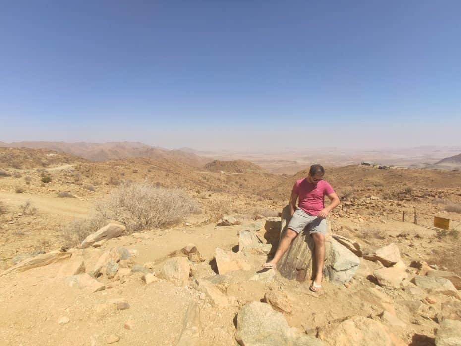 Viajar para Namíbia por conta