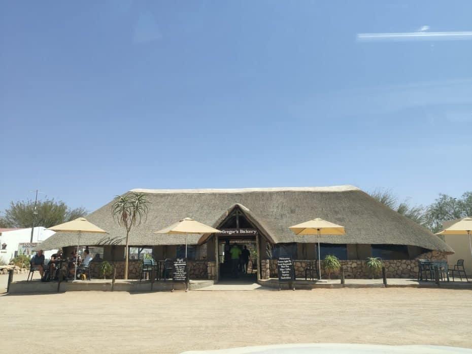 Dicas da Namíbia