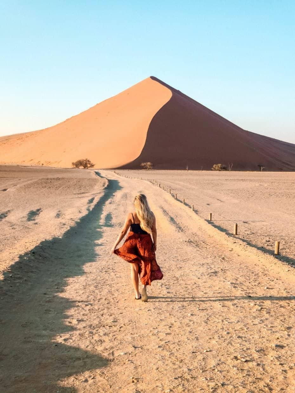 Fotos da Namíbia