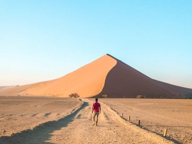 O que fazer na Namibia foto