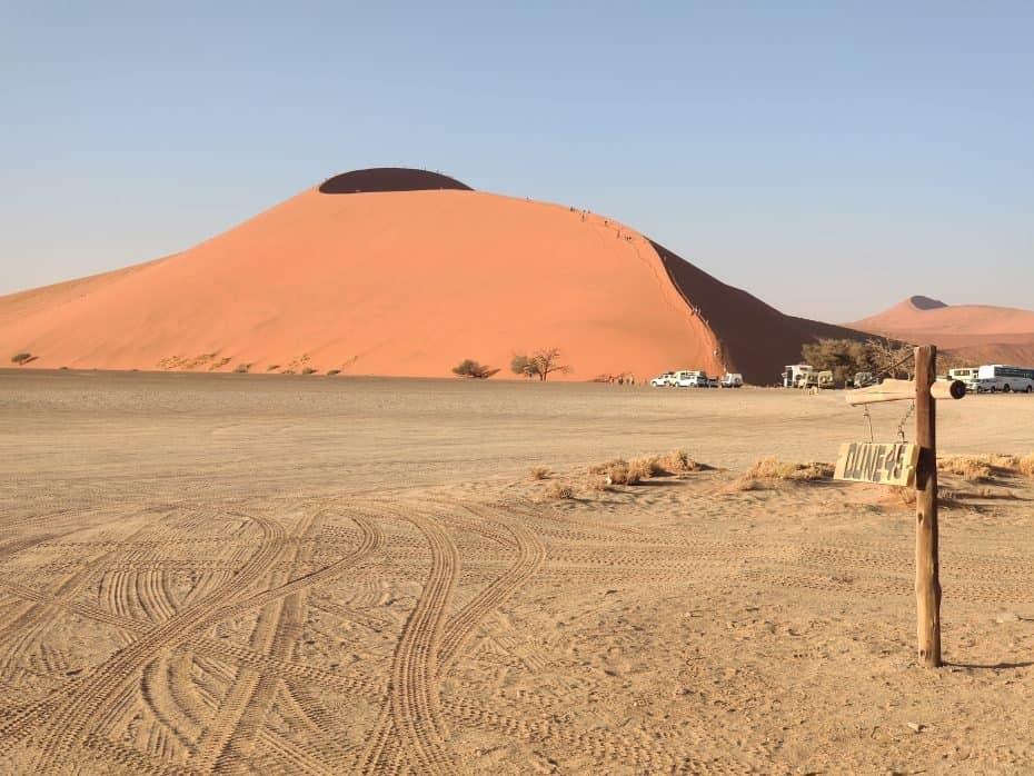 Duna 45 Namíbia